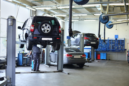 Rischi E Sicurezza Lavoro Nelle Carrozzerie E Autofficine