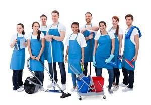 sicurezza lavoro per addetti pulizie