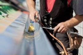 Lavori in copertura, regolamento Regione Piemonte