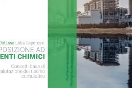 Anfos, opuscolo Esposizione ad agenti chimici, rischio cumulativo