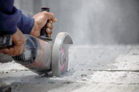 Napo alle prese con la sicurezza in presenza di polveri sui luoghi di lavoro